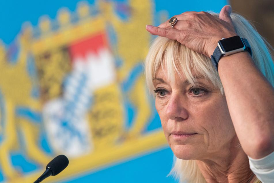 Bayerns Familienministerin Carolina Trautner (CSU) kritisiert die Bertelsmann-Studie. (Archiv)