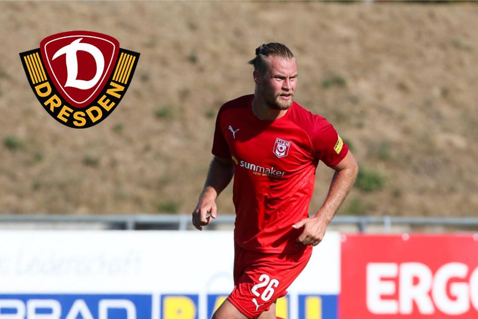 Dynamo-Comeback perfekt: Sebastian Mai von Halle zurück zur SGD!