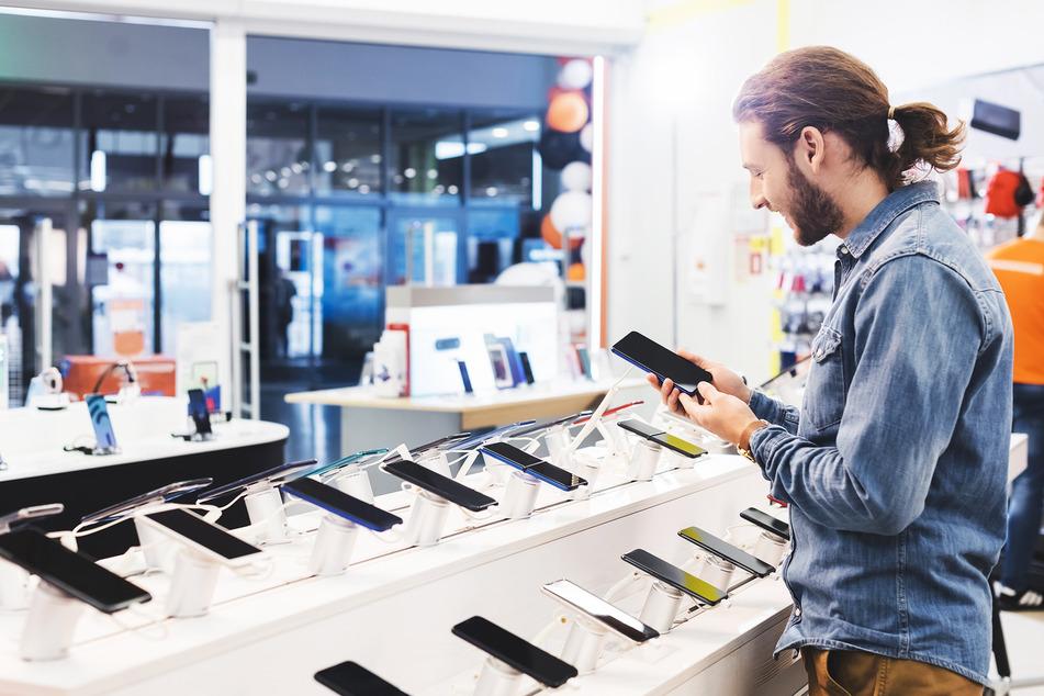 Schneller zum passenden Handy: User können nun ein Eco-Rating zur Entscheidung hinzuziehen (Symbolbild).