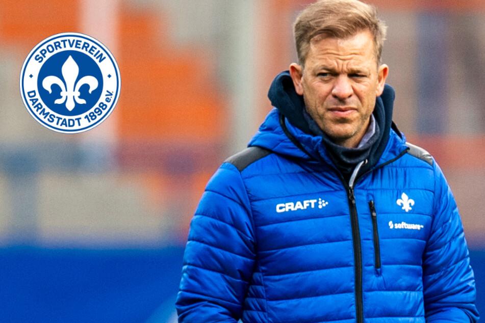 SV Darmstadt 98 muss ohne Top-Stürmer in Heidenheim antreten