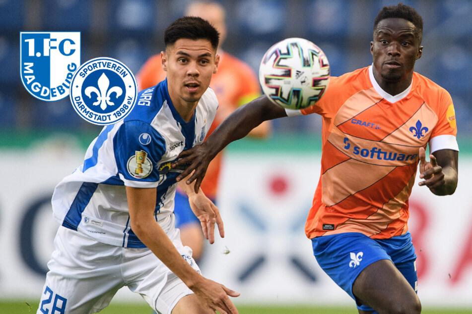 Lilien nach furiosem Comeback-Sieg in Magdeburg in zweiter DFB-Pokal-Runde