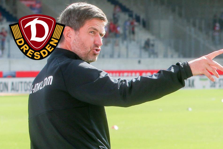 Dynamo-Sportchef hält zum Team: Becker will keine Ausreden und Alibis
