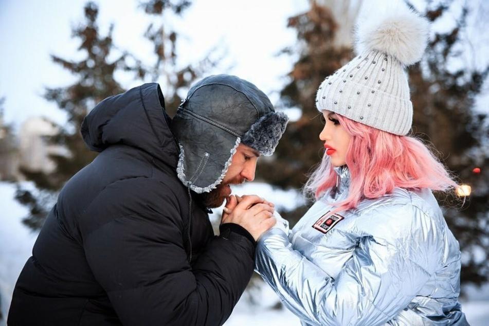Letzten Winter machte Yuri Tolochko (35) seiner Margo einen Antrag.