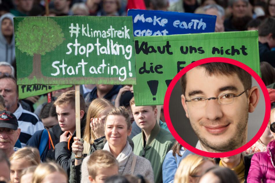Kommentar zu Fridays for Future: Geht auf die Straße und seid radikal