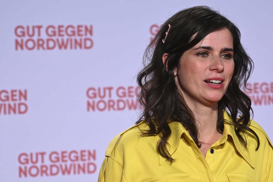 Tatort-Star Nora Tschirner nach Depressions-Outing: Keine Angst vor Karriereknick