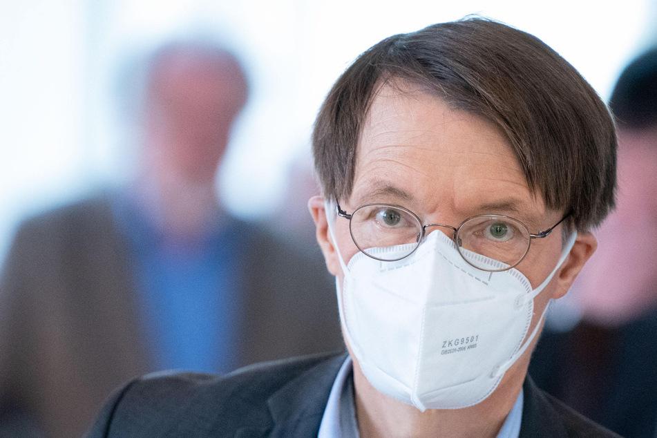 Der SPD-Gesundheitspolitiker Karl Lauterbach (57). (Archivbild)
