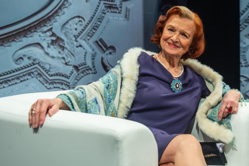 """Brigitte Antonius (87) spielt bei """"Rote Rosen"""" seit der ersten Staffel die Rolle der Johanna Jansen. (Archivbild)"""