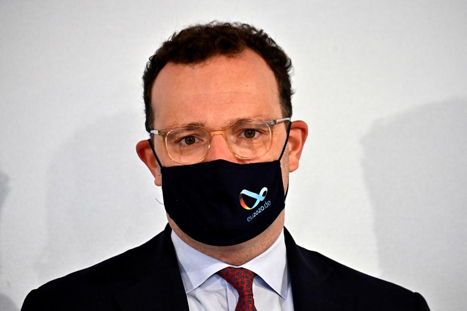 Jens Spahn (CDU), Bundesgesundheitsminister. (Archivbild)