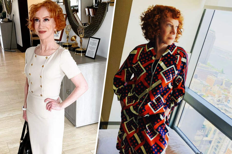 Am Montag teilte die US-Komikerin Kathy Griffin (60) die Schockdiagnose mit ihren Fans: Sie hat Lungenkrebs.
