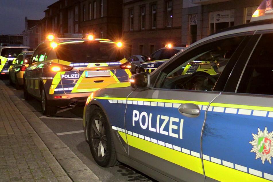 Polizei rückt mit Großaufgebot zu Rocker-Treffen an