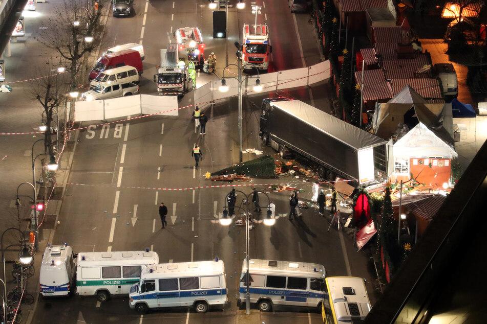 Rund fünf Jahre nach Anschlag auf Berliner Weihnachtsmarkt: Ersthelfer gestorben