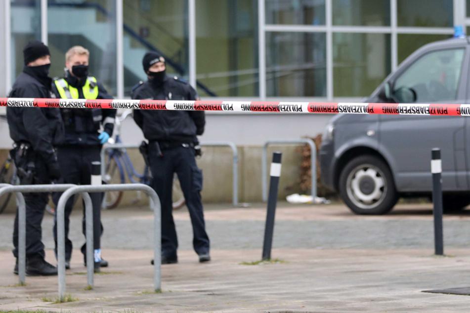 Aufregung in Rostock! Polizei evakuiert Amtsgericht