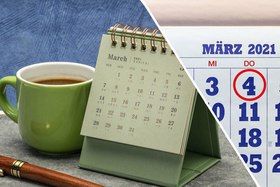 Ein wahrer Countdown-Tag: Darum ist der 4.3. etwas ganz Besonderes!