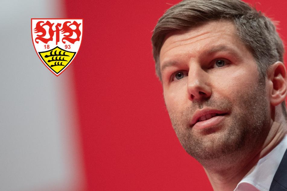 Corona setzt VfB zu: Hitzlsperger rechnet mit Millionen-Minus