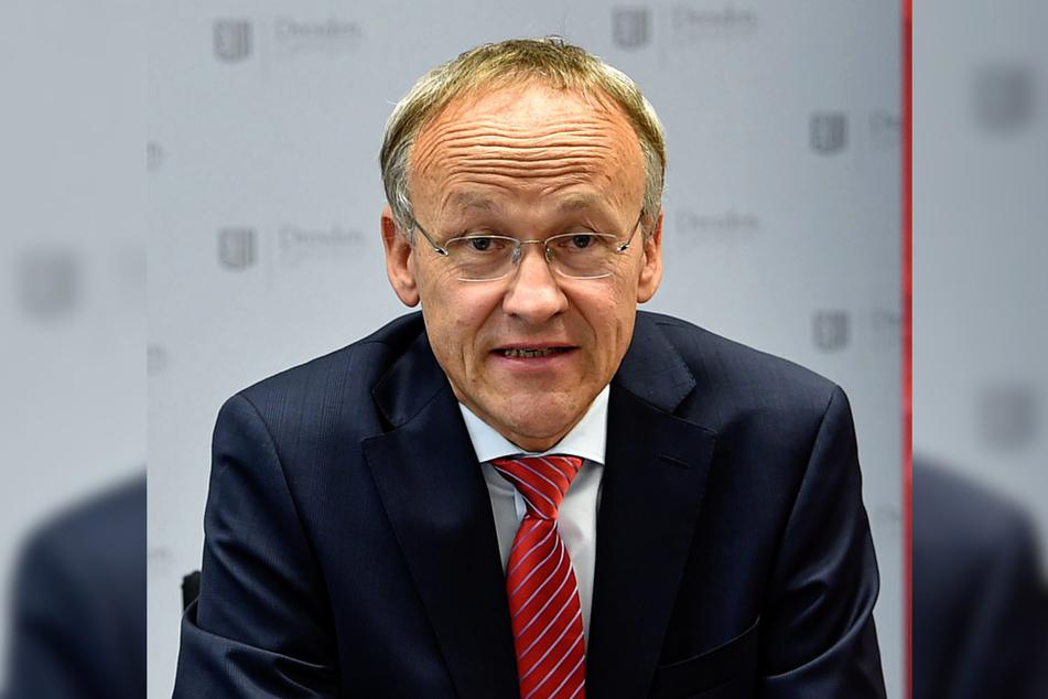 Finanzbürgermeister Peter Lames (56, SPD).