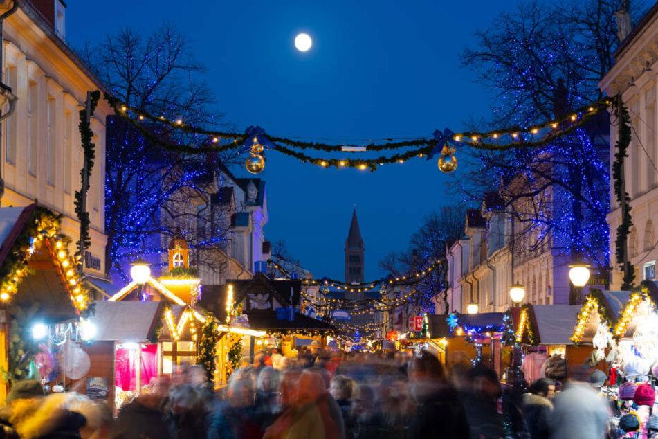 Weihnachtsmärkte in Brandenburg: Viele Absagen wegen Corona!