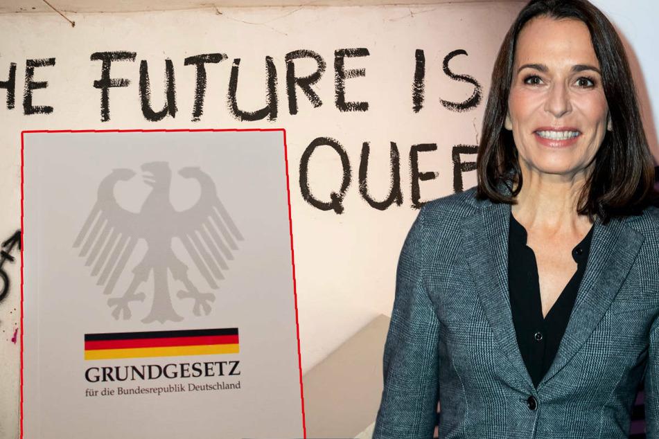 """""""Grundgesetz für alle"""": Prominente unterstützen queere Gleichstellung"""
