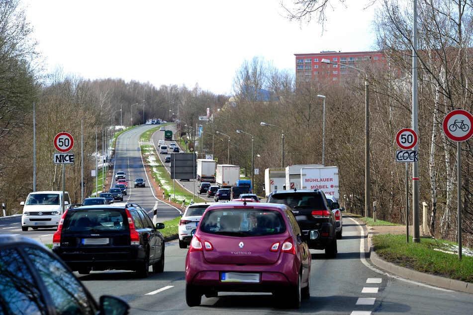 Tempo 50 auf dem Südring: Nach der Helbersdorfer Straße fordern weitere Anwohner statt Tempo 70 eine Tempo-50-Zone.