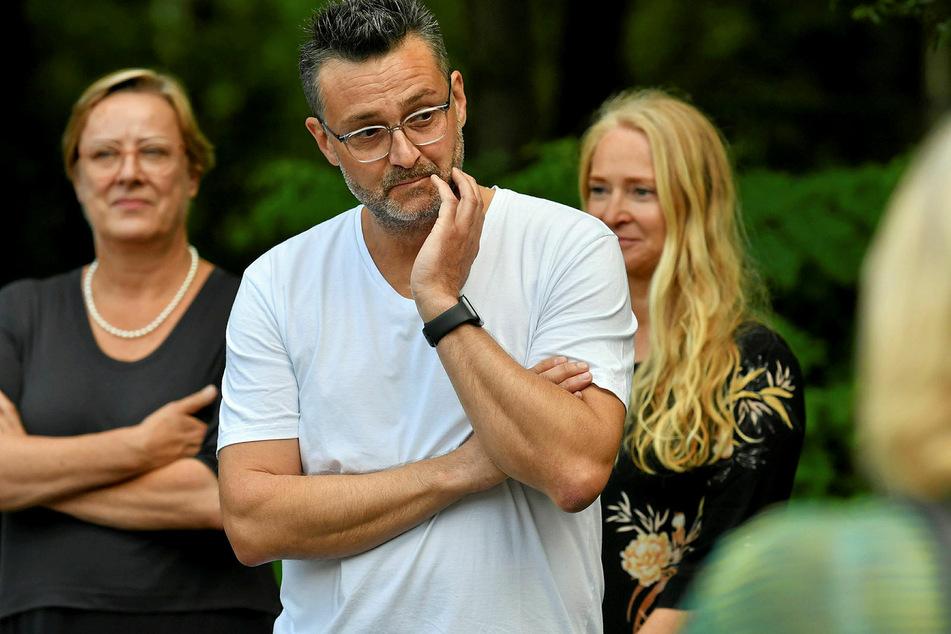 """Veranstalter Rodney Aust (49) nennt die Lage """"katastrophal""""."""
