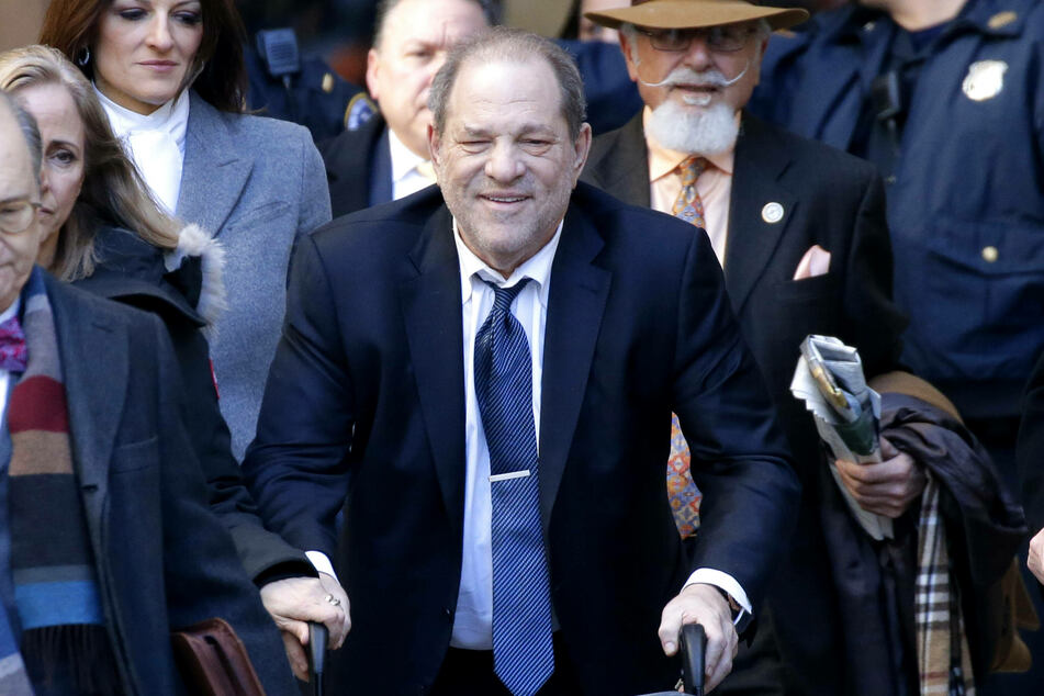 Harvey Weinstein had one of his charges dismissed on Thursday morning.