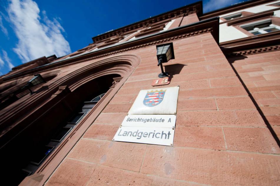 Das Landgericht Darmstadt will das Urteil gegen die drei Angeklagten am 23. Juli verkünden.