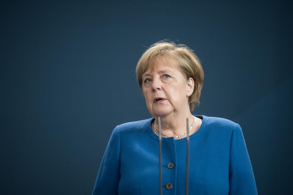 Bundeskanzlerin Angela Merkel (CDU) zeigt sich aufgrund der steigenden Corona-Zahlen besorgt.