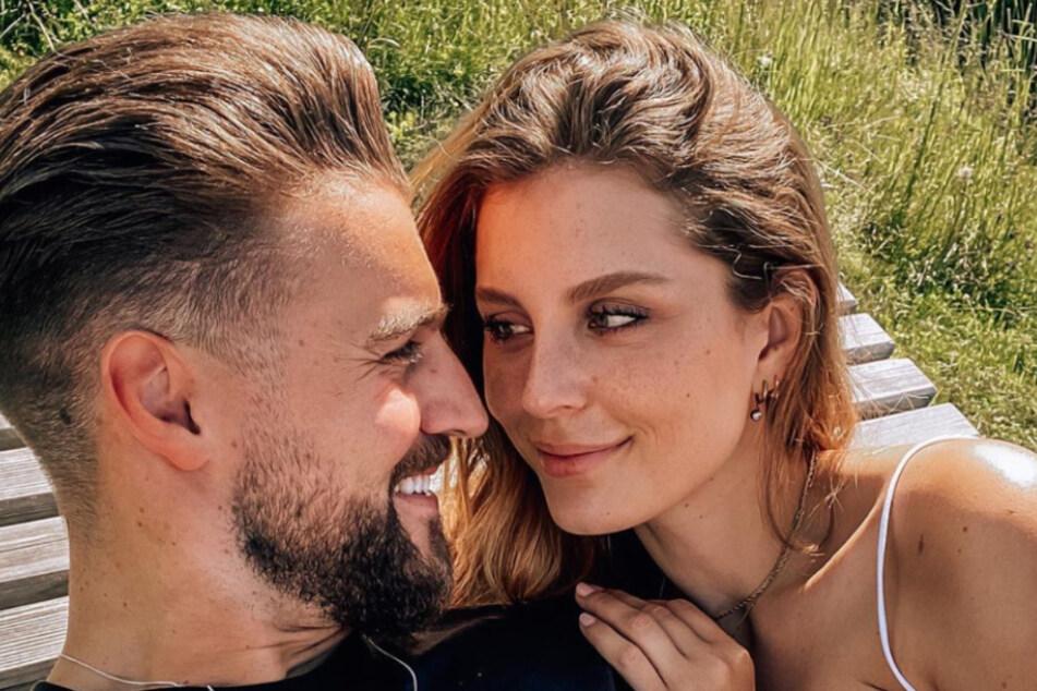 Alex und seine Wio teilen romantische Momente mit ihren Fans auf Instagram.