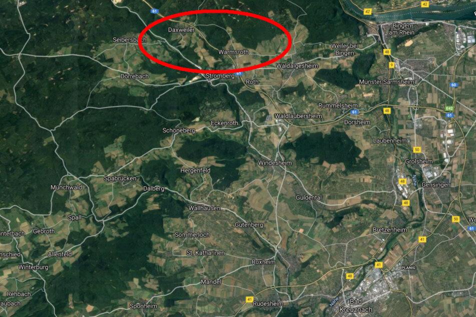 Wie die Polizei in Bad Kreuznach mitteilte, ereignete sich der Unfall gegen 13.10 Uhr auf der K37 zwischen Daxweiler und Warmsroth.