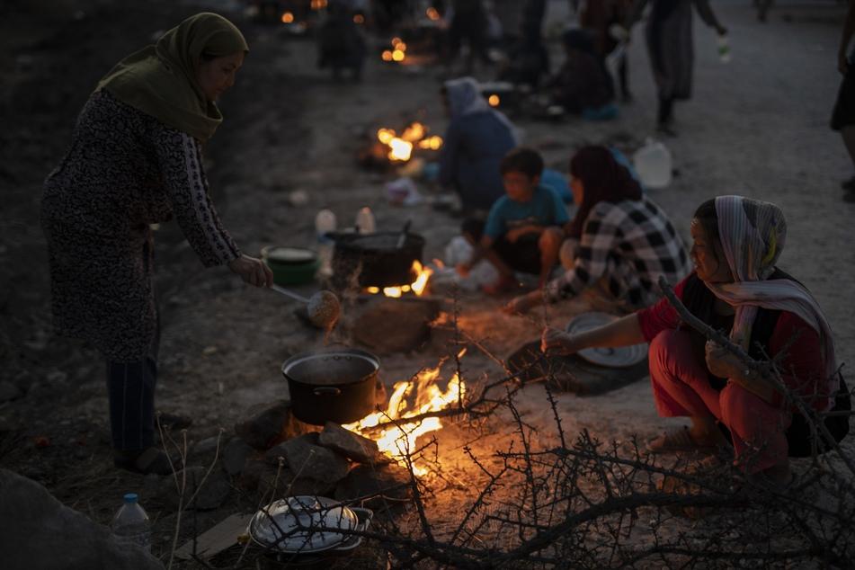 NRW: Debatte über Aufnahme von Moria-Flüchtlingen