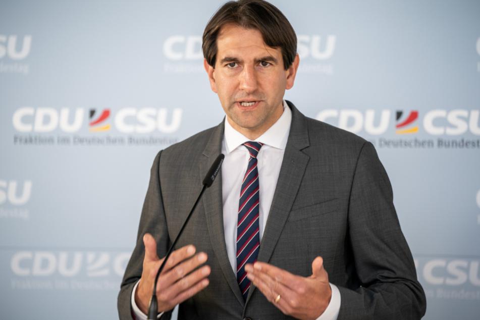 Andreas Jung (45), Stellvertretender Vorsitzender der CDU/CSU-Fraktion.