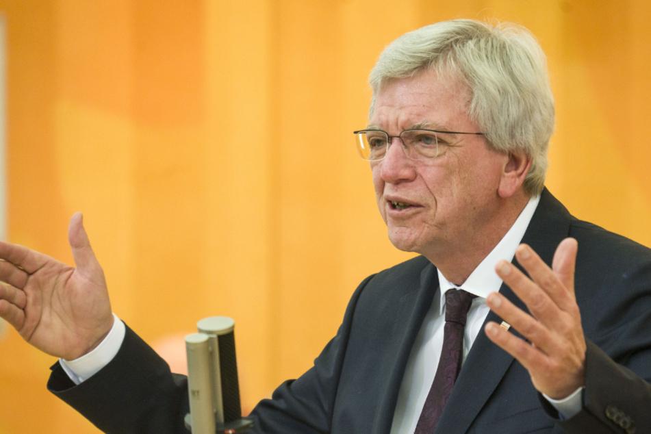Bouffier kritisiert Pläne von Scholz zu Rettungsschirm für Kommunen