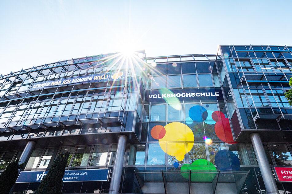 Die Volkshochschule Dresden beklagt schon jetzt einen Umsatzverlust von 2,5 Millionen Euro.
