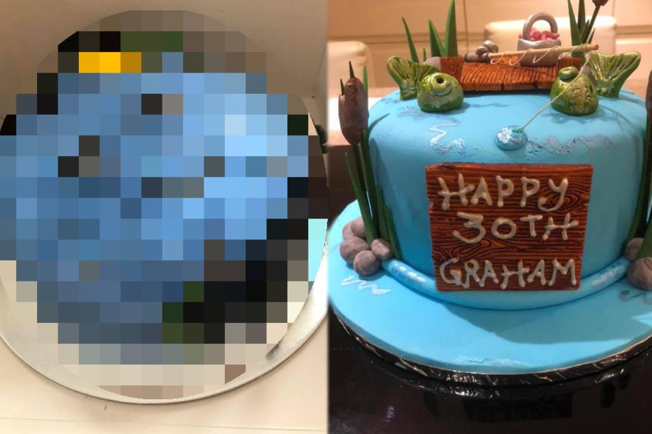 Frau bestellt solch einen Kuchen: Das Ergebnis haut sie um