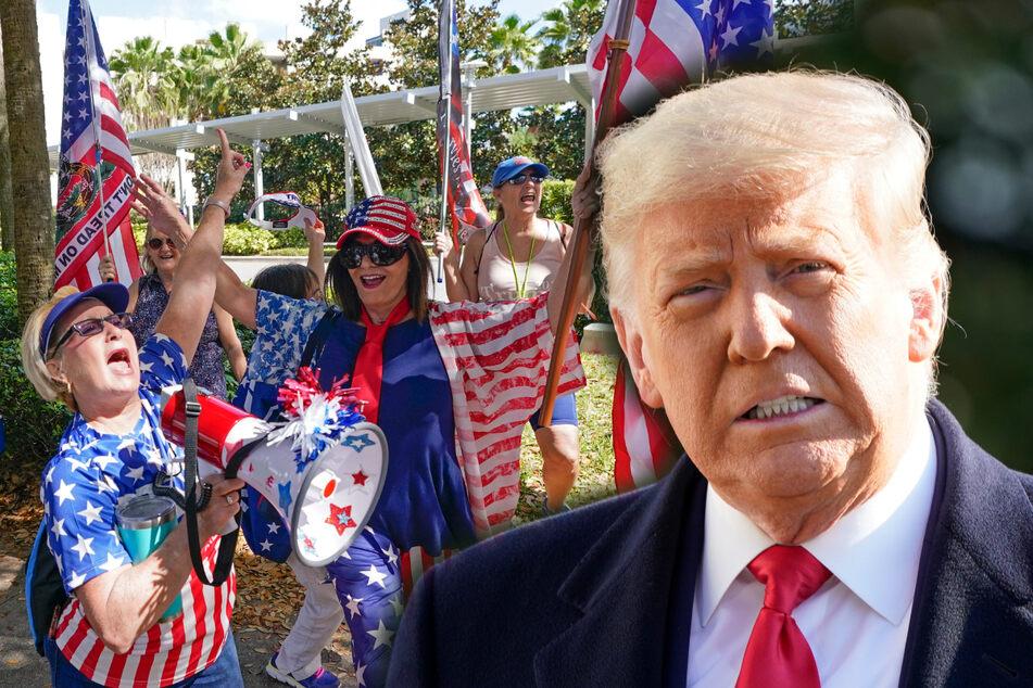 Trumps nächste Eskalation? Rede mit schweren Vorwürfen gegen Biden geplant