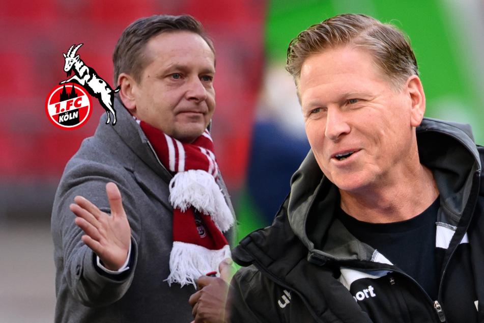 Gnadenfrist verlängert! FC-Coach Markus Gisdol darf Job vorerst behalten