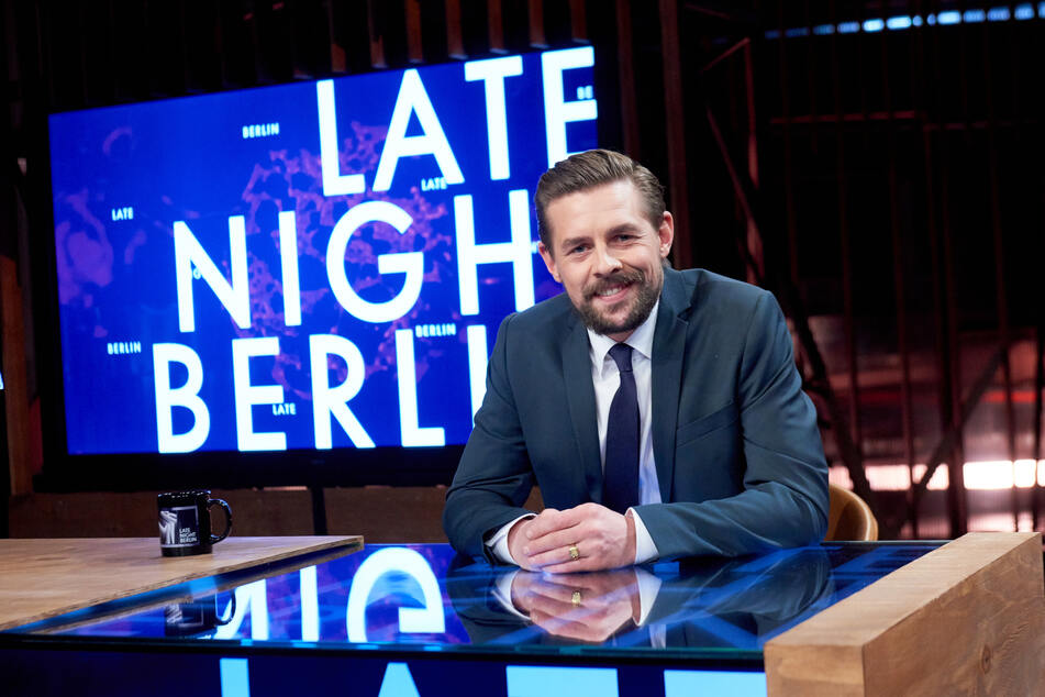 """Klaas Heufer-Umlauf (37) moderiert wöchentlich die ProSieben-Show """"Late Night Berlin""""."""