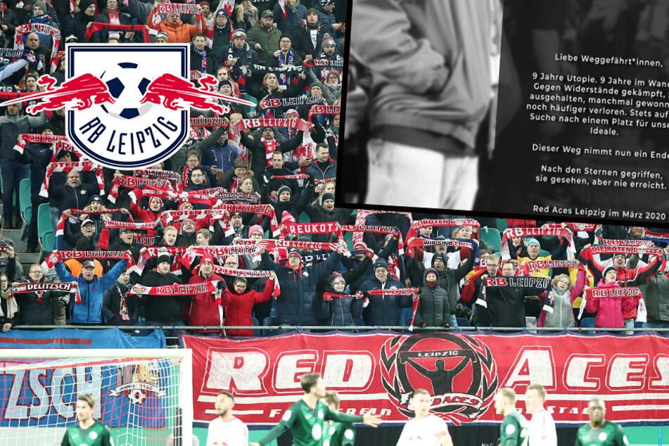"RB Leipzig: Fangruppierung ""Red Aces"" aufgelöst!"