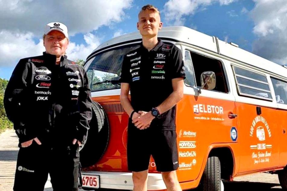 Diese Challenge führt Joey Kelly 1400 Kilometer durch Deutschland