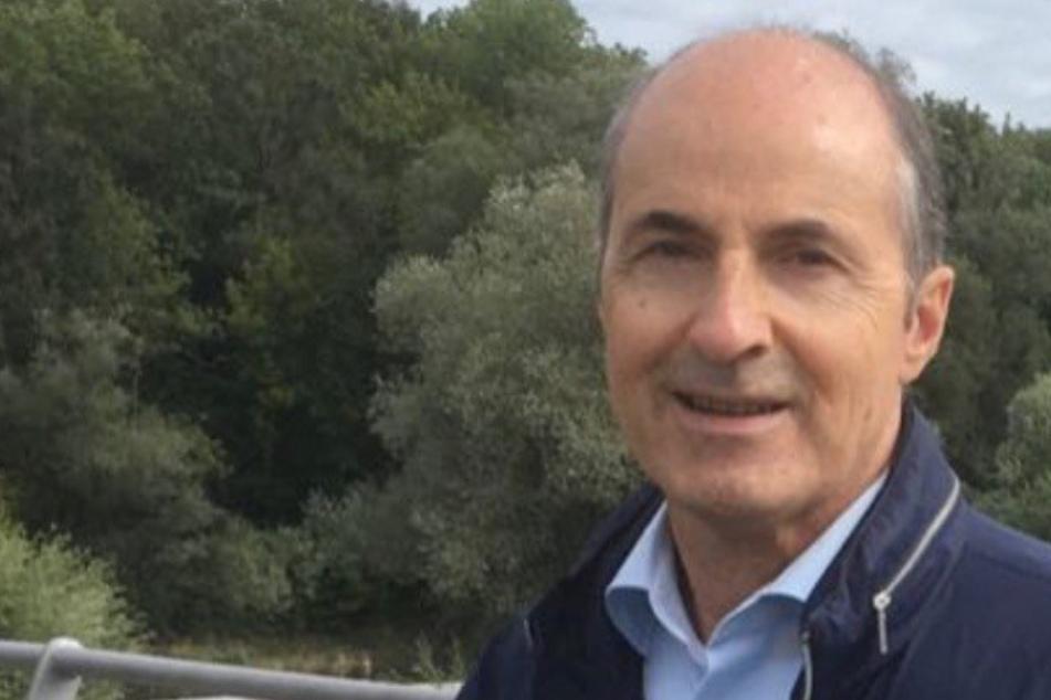 Wird seit dem 3. Mai vermisst: Fred W. (66) aus Pforzheim-Huchenfeld.