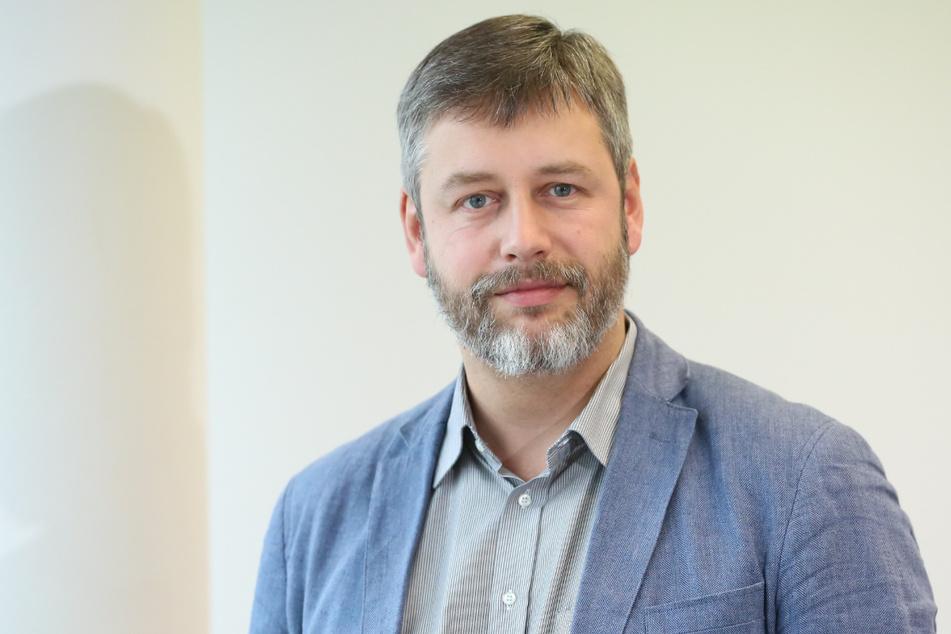 SPD-Innenpolitiker Albrecht Pallas (41, SPD).