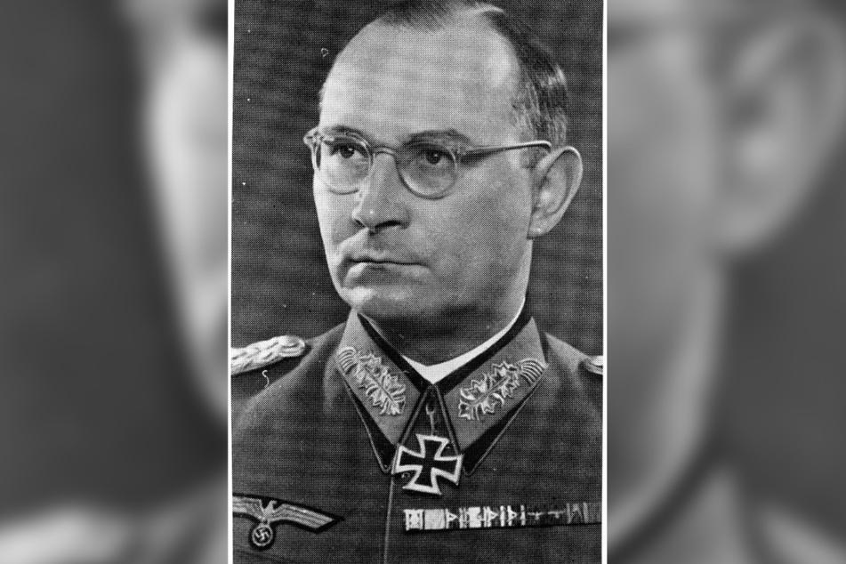General Friedrich Olbricht (1888-1944) war oft Gast im Schloss.
