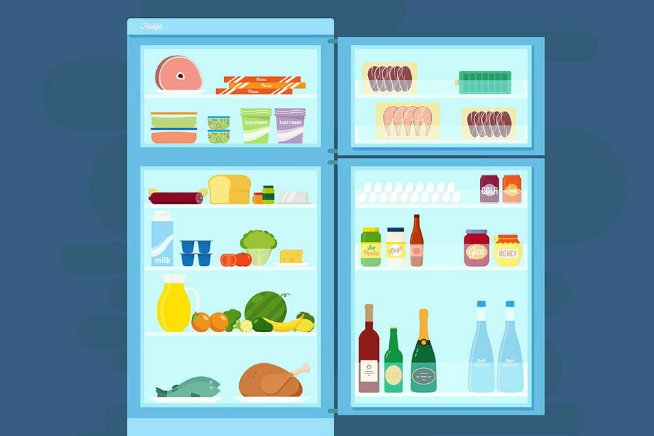 Unbedingt überprüfen, ob Eure Kühlschranktür geschlossen ist!