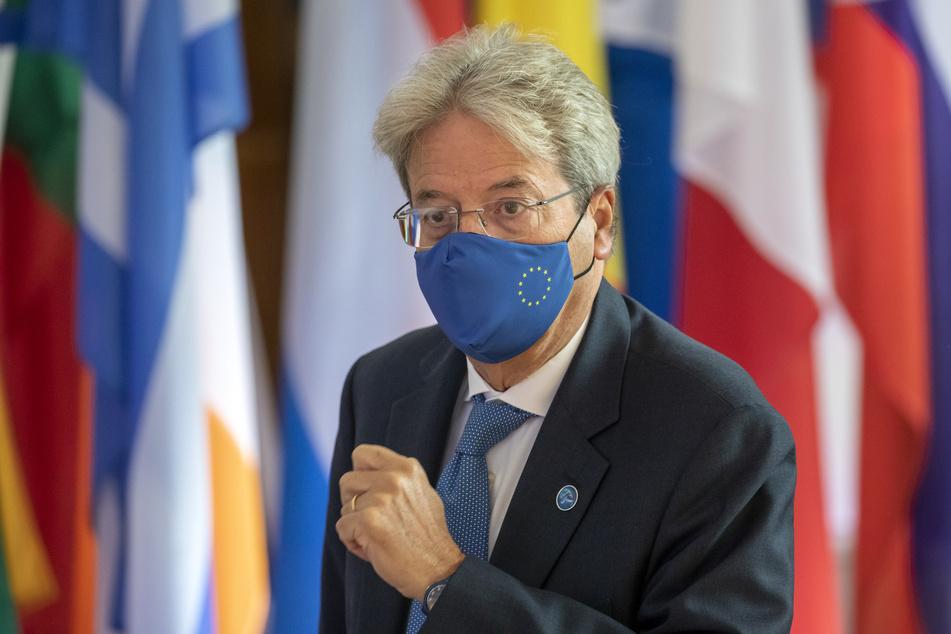 Paolo Gentiloni ist EU-Wirtschaftskommissar.
