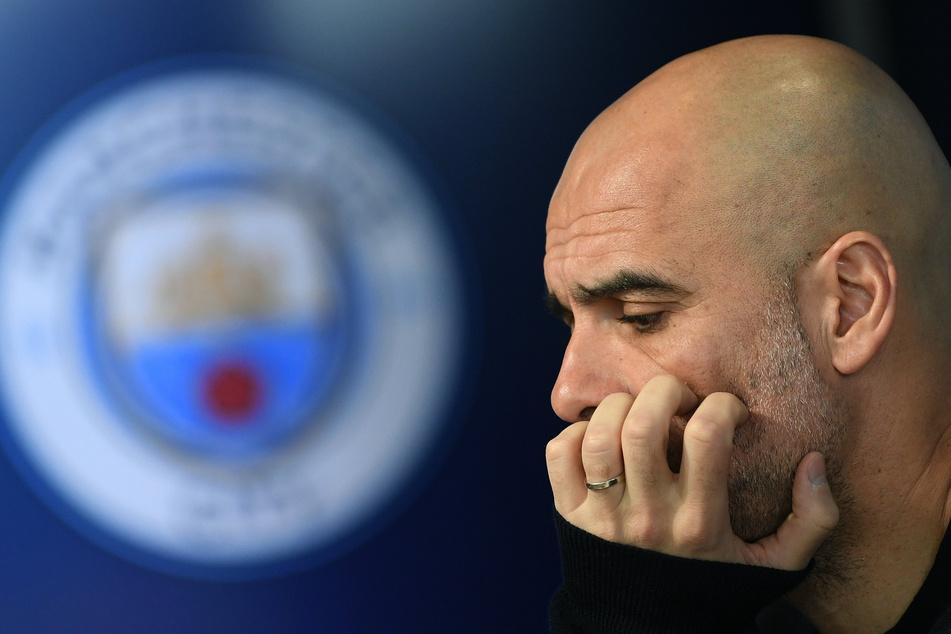 Pep Guardiola, der Trainer von Manchester City, darf mit seiner Mannschaft nun doch in den nächsten Jahren Champions League spielen.