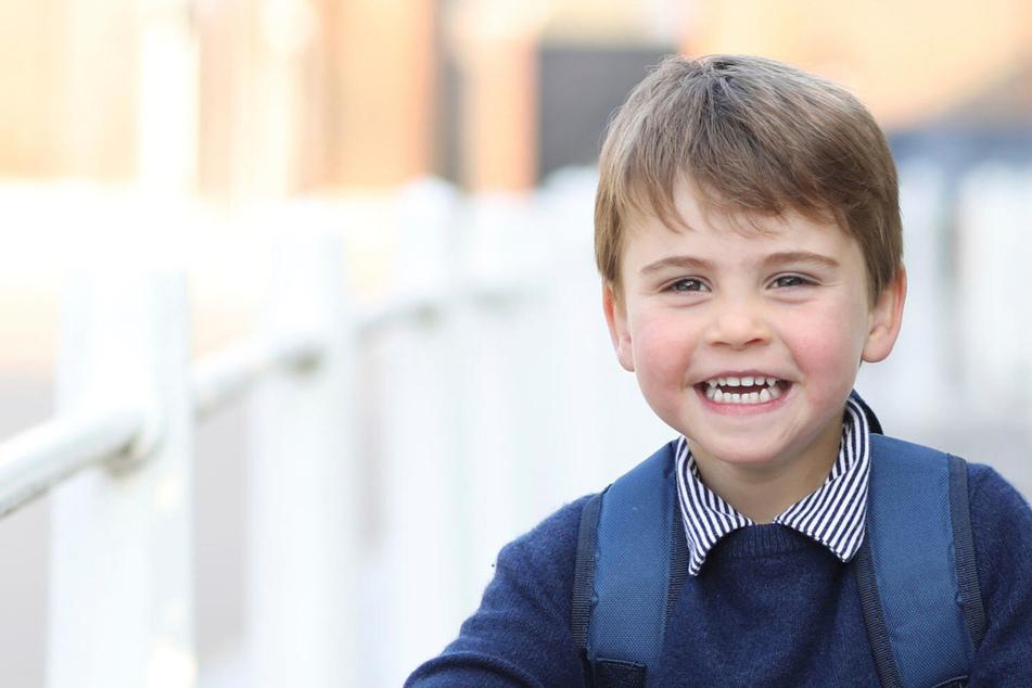 Prinz Louis wird drei Jahre alt! So groß ist der Sohn von William und Kate inzwischen