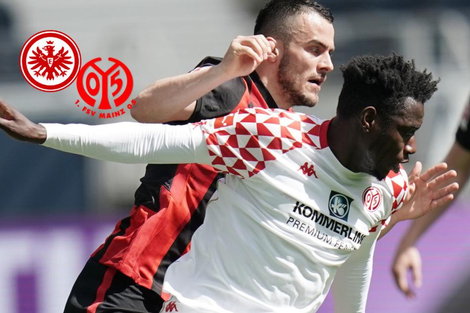 Eintrachts Königsklassen-Platz futsch! Aber spektakuläres Sitz-Tor rettet Frankfurt einen Punkt