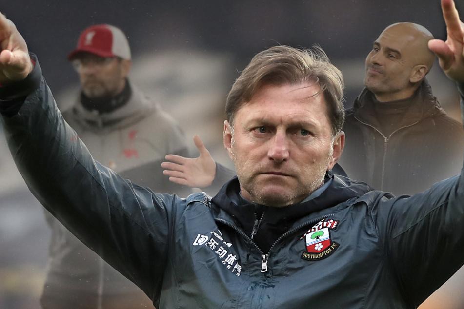 "Ex-RB-Coach Hasenhüttl mischt Premier League auf: Wie Southampton die ""Großen"" ärgert!"