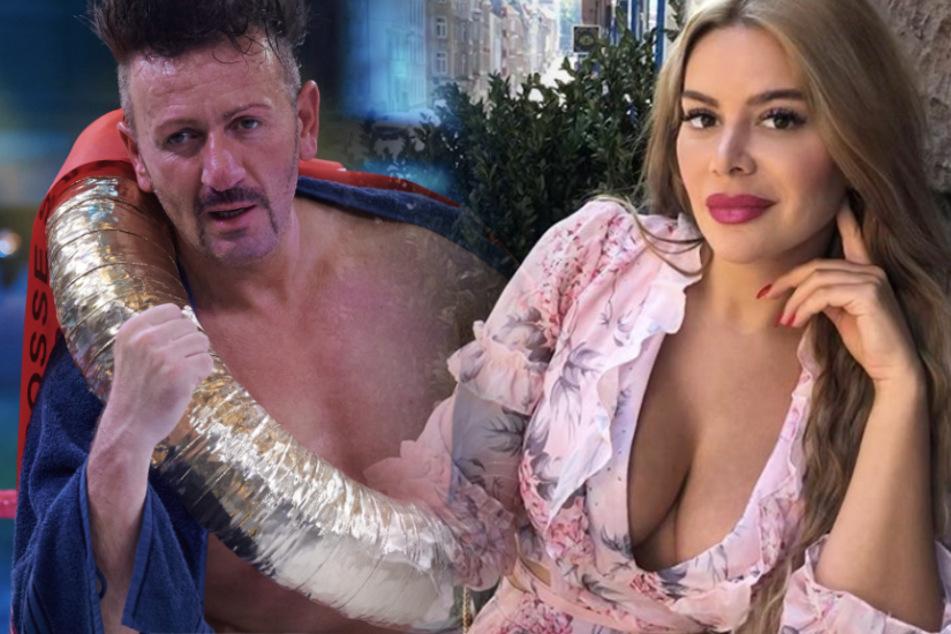 Streitthema von Ennesto (45) und Vanja (28): ihre Brüste!