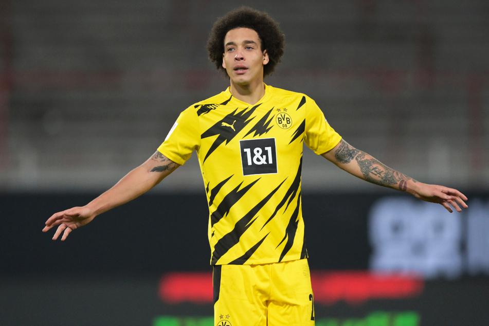 Axel Witsel (32) hat für Borussia Dortmund bislang 104 Spiele (elf Tore, sechs Vorlagen) absolviert.