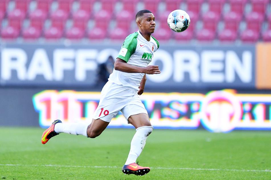 Felix Uduokhai (23) ist beim FC Augsburg unumstrittener Stammspieler, hat aber noch Leistungsschwankungen.